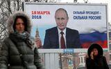 Điện Kremlin: Tổng thống Putin không có đối thủ về chính trị