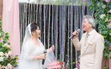 NSND Thanh Hoa lần đầu mặc váy cưới ở tuổi 67