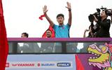 Thủ quân Lương Xuân Trường: Trong bóng đá không thể nói trước điều gì