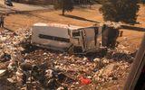 Đoàn tàu chở 100 nghị sĩ đảng Cộng hoà đâm vào xe tải