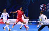 Đội tuyển futsal Việt Nam có chiến thắng đầu tiên tại VCK futsal châu Á