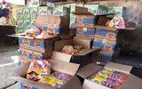 Lạng Sơn: Thu giữ 445kg xúc xích nhập lậu