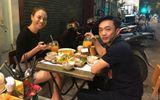 Không chỉ ra mắt ở Sài Gòn, Cường Đô La còn về Lạng Sơn thăm nhà Đàm Thu Trang?
