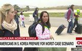 Mỹ diễn tập sơ tán công dân khỏi Hàn Quốc, đề phòng xung đột với Triều Tiên
