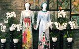 """Những mẫu áo dài đặc biệt tại triển lãm """"Áo Dài Việt Nam - Nét Đẹp Trường Tồn"""""""
