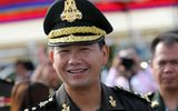 Con cả Thủ tướng Hun Sen nhậm chức tham mưu trưởng quân đội