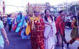 Chùm ảnh: Độc đáo Lễ hội Tết Nguyên tiêu của người Hoa ở TP. HCM