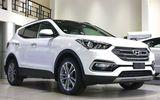 """Mới đầu năm, Hyundai Santa Fe """"tung chiêu"""" giảm mạnh 212 triệu đồng"""