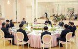 Hàn Quốc hé lộ thực đơn ông Kim Jong-un thết đãi