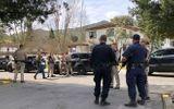 Mỹ: Súng nổ tại khu nhà cựu quân nhân, 3 con tin bị bắt giữ