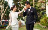 """Ngắm bộ ảnh cưới của MC """"Chúng tôi là chiến sĩ"""" trong ngày Valentine Trắng"""