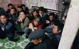 Phá ổ cờ bạc lớn trong quán thịt mèo, bắt giữ 26 đối tượng