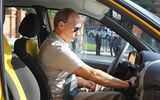 Tổng thống Nga từng suýt làm tài xế taxi