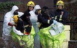 Tình báo Anh: Chất độc Novichok được giấu trong vali của con gái cựu gián điệp Skripal