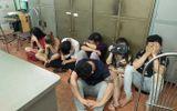 Đột kích 2 quán karaoke, phát hiện hàng chục người dùng ma túy