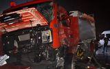 Vụ ô tô khách đâm xe cứu hỏa trên cao tốc: Chủ xe khách lên tiếng