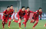 Tổng Cục thuế đang lên phương án tính thuế thu nhập cho cầu thủ U23 Việt Nam