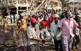 Somalia: Khách sạn bị đánh bom 36 người thương vong