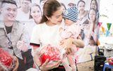 Phạm Hương, Tường Linh cùng nhau tham gia chuyến thiện nguyện tại Hà Nội
