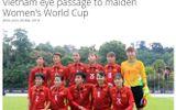 Bóng đá Việt Nam hướng tới hat-trick dự World Cup