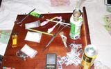 Đột kích khách sạn, bắt quả tang 5 người đang giao dịch ma túy