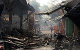 Cháy chợ Quang ở Hà Nội: Lực lượng PCCC đến chậm cả tiếng đồng hồ?