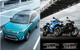 Bảng giá xe Suzuki mới nhất tháng 4/2018