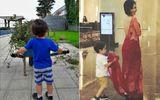 Ngỡ ngàng với diện mạo con trai Thu Minh sau 3 năm giấu kín