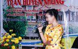 Nữ Hoàng Trần Huyền Nhung giao lưu thơ, nhạc ở chùa Vân Sơn cùng đại đức Thích Vạn Thuận