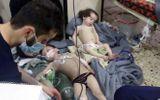 Nghi vấn tấn công hoá học ở Syria, ít nhất 70 người chết
