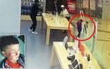 Cửa kính cửa hàng Apple rơi, làm rách mặt bé 4 tuổi