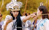 Clip: Hoài Lâm khiến khán giả bật cười khi giả gái, đóng cảnh cổ trang