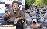 Người cao tuổi nhất thế giới chia sẻ bí quyết sống thọ, khỏe mạnh