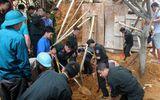 Sạt lở đất vùi lấp 4 người, 3 người chết ở Lào Cai