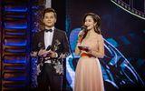 MC Danh Tùng – Thùy Linh lộng lẫy trong đêm trao giải Cánh Diều