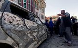 IS nhận trách nhiệm vụ đánh bom ở trung tâm bầu cử Afghanistan khiến 57 người thiệt mạng