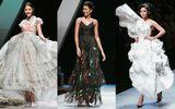 Top 3 Hoa hậu Hoàn vũ làm vedette đêm bế mạc Vietnam International Fashion Week 2018