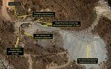 Chuyên gia tố khu vực thử hạt nhân của Triều Tiên vẫn đang hoạt động