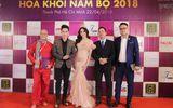 Ca sỹ Nguyên Vũ giữ vai trò làm Ban giám khảo cuộc thi Hoa Khôi Nam Bộ 2018