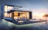 Dubai chuẩn bị xây siêu biệt thự nổi trên biển, mỗi căn trị giá khoảng 626 tỷ