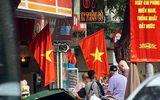 Hà Nội rực rỡ cờ hoa mừng ngày thống nhất đất nước