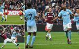 Đè bẹp West Ham, Man City đạt cột mốc 100 bàn thắng tại Premier League