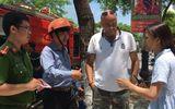 Du khách nước ngoài cứu 2 trẻ em mặc kẹt trong ngôi nhà hỏa hoạn