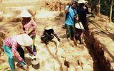 Khai quật phế tích tháp Chà Rây gần 1.000 năm tuổi ở Bình Định