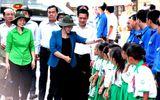 Vinamilk trồng gần 100 ngàn cây xanh và trao tặng 66.000 ly sữa tại tỉnh Cà Mau