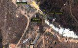 Triều Tiên bắt đầu rút dây cáp ngầm tại bãi thử hạt nhân Punggye-ri