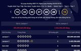 Tấm vé số Vietlott trúng giải Jackpot hơn 303 tỷ đồng phát hành ở đâu?