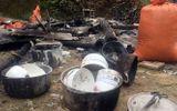 Hiện trường vụ thảm án 4 người ở Cao Bằng: Đồ đạc cháy nham nhở, cảnh vật tan hoang