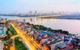 Sức hấp dẫn của bất động sản ven sông Hồng