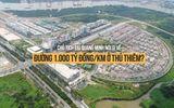 Chủ tịch Đại Quang Minh nói gì về đường 1.000 tỷ đồng/km ở Thủ Thiêm